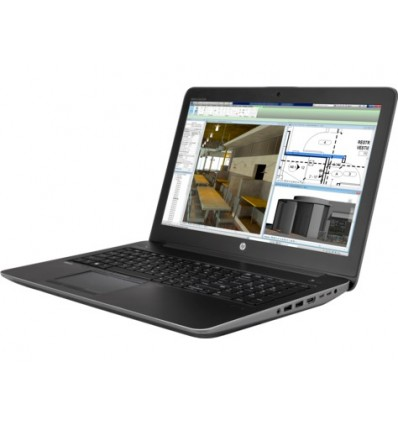 HP Zbook 15 G4 - i7-256Go-8Go