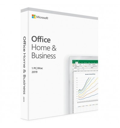 OFFICE 2019 - Licence perpetuelle 1 PC - OEM