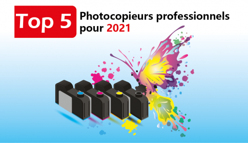 Top 5 photocopieur pro en 2021 : la sélection de nos experts print